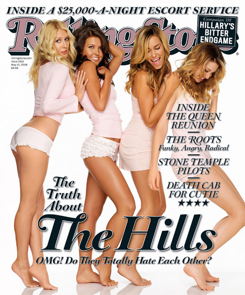 The Hills Rolling Stone