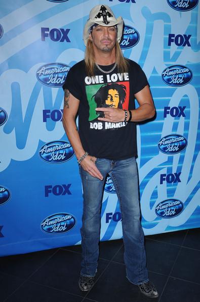 Bret Michaels American Idol