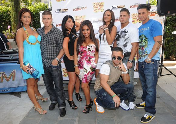 Jersey Shore Refuses to Shoot