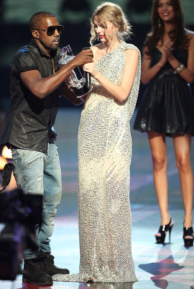 VMA Kanye West Taylor Swift
